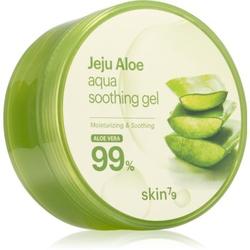 Skin79 Jeju Aloe feuchtigkeitsspendende und beruhigende Creme mit Aloe Vera 300 g