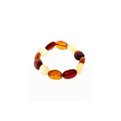 Adelia´s Armband Bernstein Armband - 19 cm