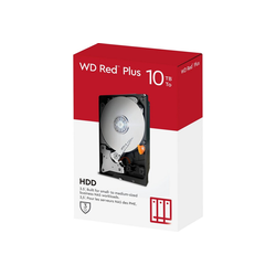 "WD Red Plus NAS-Festplatte 10 TB HDD-Festplatte 3,5"""" (10.000 GB)"