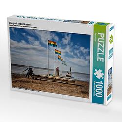 Dangast an der Nordsee Lege-Größe 64 x 48 cm Foto-Puzzle Bild von Peter Roder Puzzle