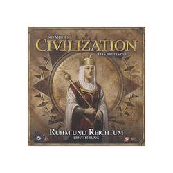 Sid Meier's Civilization, Das Brettspiel, Ruhm und Reichtum (Spiel-Zubehör)