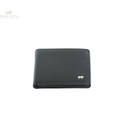 Braun Büffel Geldbörse Golf 9CS schwarz