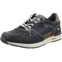 MUSTANG Herren 4154-308-820 Sneaker, Navy, 41