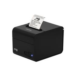 P3 - Bon-Thermodrucker, thermodirekt, 180mm/Sek., 203dpi, USB + RS232 + Ethernet