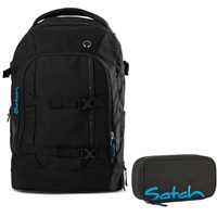 Satch pack 2tlg. Black Bounce