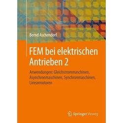 FEM bei elektrischen Antrieben 2