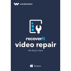 Wondershare Recoverit Video Repair Tool
