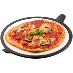 Tepro Backstein, Cordierit, Pizzastein, Ø: 28,5 cm