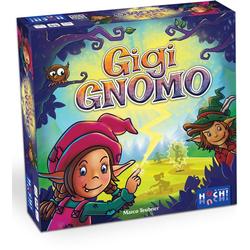 Huch! Spiel, Gigi Gnomo, mit Drehscheibe