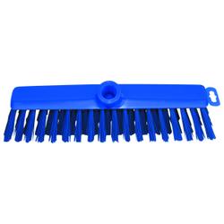Haug Hygiene Besen, 295 x 60 x 95, Besatz: PBT Ø 0,50 mm (mittel), Besatzfarbe: blau