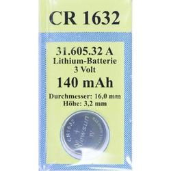 Batterie Lithium 3V CR 1632