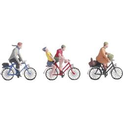 NOCH 45898 TT Figuren Fahrradfahrer