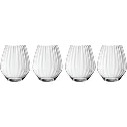 SPIEGELAU Cocktailglas Life Style (4-tlg), Gin Tonic, Kristallglas, 625 ml