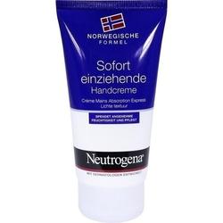 NEUTROGENA norweg.Formel sofort einzieh.Handcreme 75 ml