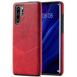 Handyschale für Huawei P30 Pro - Rot