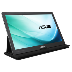 Asus MB169C+ - 39.6 cm (15.6 Zoll), tragbarer LED-Monitor mit IPS-Panel, Full HD, USB Type-C