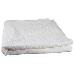 Finetex Pro Handtuch 50 x 90 cm Weiß (6 Stück)