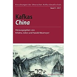Kafkas China - Buch