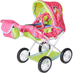 Knorrtoys® Kombi-Puppenwagen Heidi-Ruby, knorr toys