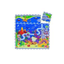 Hakuna Matte Puzzlematte Ozeanzauber, 16 Puzzleteile