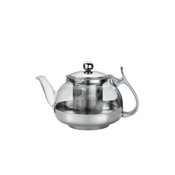 Neuetischkultur Teekanne Teekanne LOTUS, 0.7 l, Teekanne 0.7 l - 19.4 cm x 12.3 cm