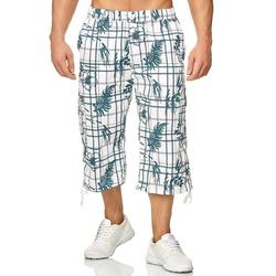 Max Men Cargoshorts 718 Shorts Bermuda Sunrider grau L