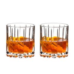 RIEDEL Glas Gläser-Set DSG Neat Glasses 2er Set 174 ml, Kristallglas