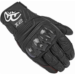 Berik NexG Motorcycle Gloves, black, Größe XS