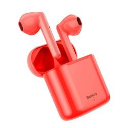 Baseus Baseus TWS Encok W09 IP54 Wasserdicht Kabellose Kopfhörer Headset Wireless Bluetooth 5.0 Ohrhörer Wireless-Headset rot