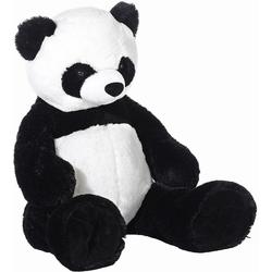 Heunec® Kuscheltier Panda Bär schlenkernd 100 cm