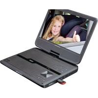 Lenco DVP-1010BK Tragbarer DVD-Player