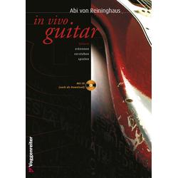 In Vivo Guitar. Mit CD als Buch von Abi von Reininghaus