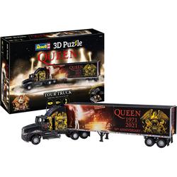 Revell® 3D-Puzzle Tour-Truck Queen, 128 Puzzleteile
