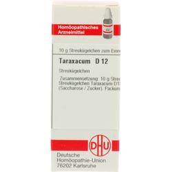 TARAXACUM D 12 Globuli