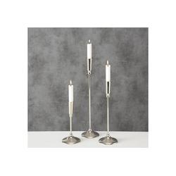 BOLTZE Kerzenhalter Ludmille (Set, 3 Stück)