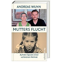 Mutters Flucht. Andreas Wunn  - Buch