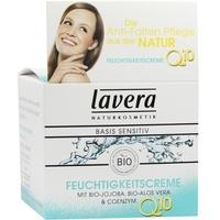 Lavera Basis Sensitiv Anti-Aging Feuchtigkeitscreme Q10 50 ml