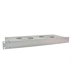 ELMEKO 19-Einschublüfter LEK 2 mit Filtermatte P115350S G3 2 Lüfter einreihig 1 HE