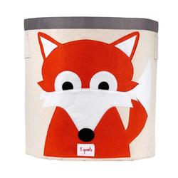 3 Sprouts - Aufbewahrungskorb Fuchs