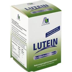 Lutein Kaps 6mg+Heidelbeer