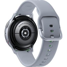 Samsung Galaxy Watch Active2 40 mm Aluminum LTE cloud silver
