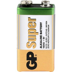 GP Batterie SUPER E-Block 9,0 V