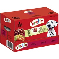 Frolic Complete mit Rind 7,5 kg Karton