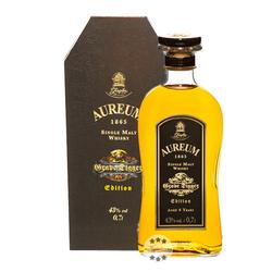 Ziegler Aureum Grave Digger Edition 6 Jahre Single Malt Whisky