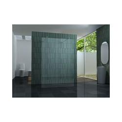 freistehende 10 mm Duschtrennwand FREE-H 160 x 200 cm