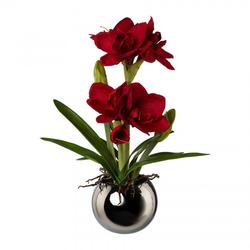Kunstblume Amaryllis (H 54 cm)