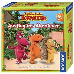 KOSMOS Der kleine Drache Kokosnuss-Ausflug ins Abenteuer Brettspiel