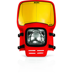 Acerbis Elba Headlight Koplamp, rood