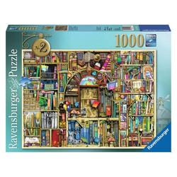 Ravensburger Puzzle Magisches Bücherregal Nr. 2 Colin Thompson, 1000 Puzzleteile