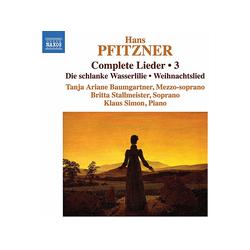 Tanja Ariane Baumgartner, Britta Stallmeister, Klaus Simon - Sämtliche Lieder,Vol.3 (CD)